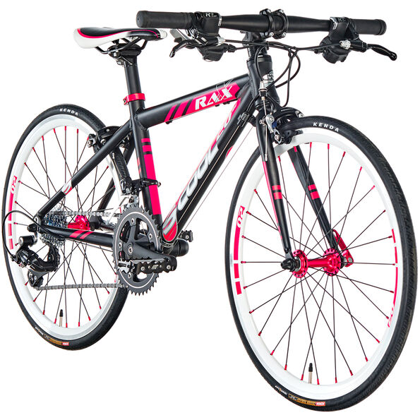 s'cool raX 20 flat Roadbike Kinder