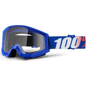 100% Strata Anti Fog Clear Goggles Youths Nation bei fahrrad.de Online