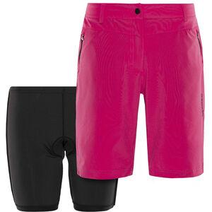Gonso Bike Shorts Damen bright rose bei fahrrad.de Online