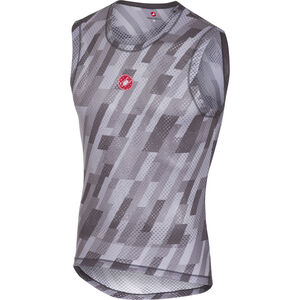 Castelli Pro Mesh Sleeveless Baselayer Jersey Men gray bei fahrrad.de Online