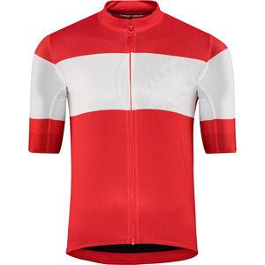 Castelli Ruota FZ Jersey Herren red red
