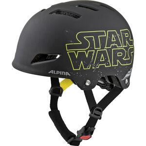 Alpina Park Helmet Juniors Star Wars-black bei fahrrad.de Online