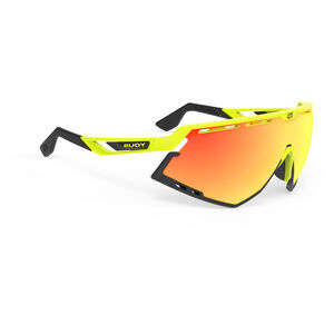 Rudy Project Defender Glasses yellow fluo - rp optics multilaser orange yellow fluo - rp optics multilaser orange