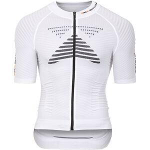 X-Bionic Effektor Power Fahrrad Trikot SS Full-Zip Herren white/black white/black