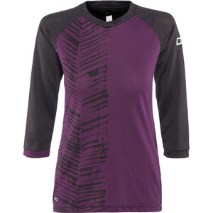 ION Scrub AMP Tee LS 3/4 Damen pink isover pink isover