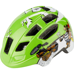 UVEX Finale Helmet Kinder green pirate green pirate