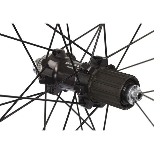 "Shimano Deore XT WH-M8000 Laufradsatz 27.5"" QR 100/135mm schwarz"