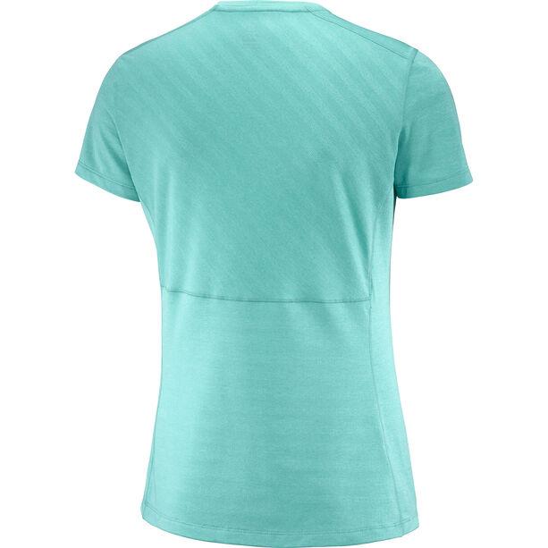 Salomon XA T-Shirt Damen meadowbrook/heather
