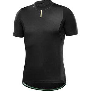 Mavic Wind Ride SS Tee Herren black black