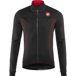 Castelli Espresso V Jacket Men light black/red bei fahrrad.de Online