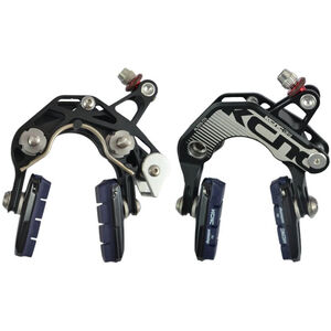 KCNC CB12 AL7075 Road Brake Set Direct Mount black black