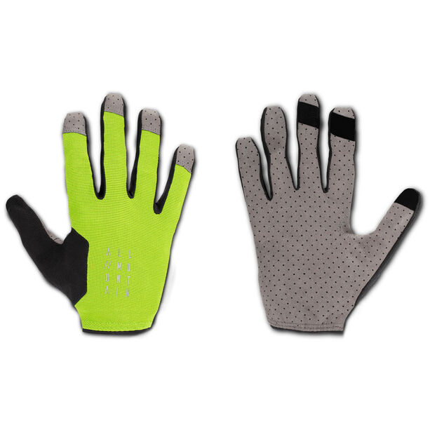 Cube Performance Langfinger Handschuhe citrone