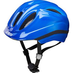 KED Meggy Helmet Kinder blue blue