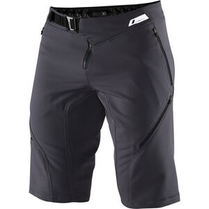 100% Airmatic Enduro/Trail Shorts Herren charcoal charcoal