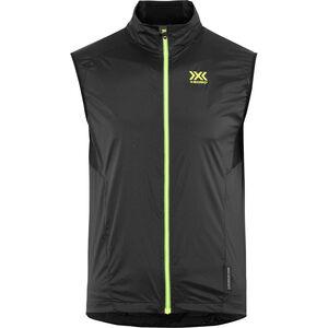 X-Bionic Spherewind Pro Running Vest Herren black/neon yellow black/neon yellow