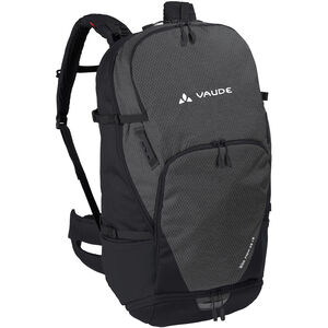 VAUDE Bike Alpin 25+5 Backpack black black
