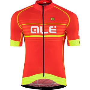 Alé Cycling Graphics PRR Salita Shortsleeve Jersey Herren flou yellow flou yellow