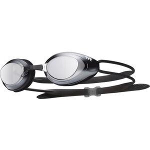 TYR Black Hawk Racing Mirrored Goggles Herren silver/metal silver/black silver/metal silver/black
