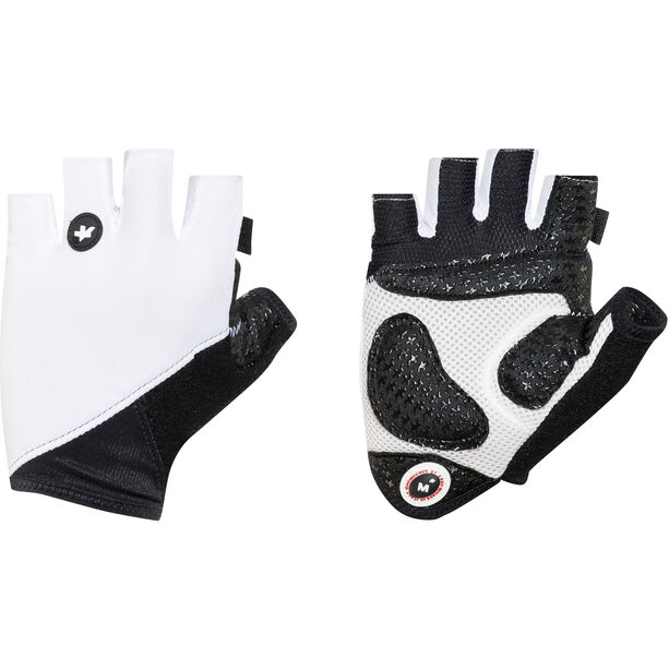 assos summerGloves_S7 Unisex White Panther white panther
