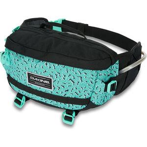 Dakine Hot Laps 5L Hip Bag electric mint