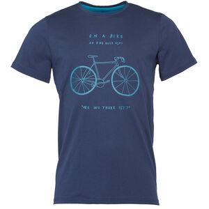 Triple2 Laag Bike T-Shirt Men Peacoat