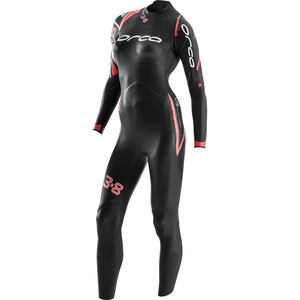 ORCA 3.8 Fullsuit Women black