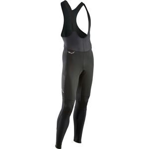 Northwave Fast Bib Tights Mid Season Herren black black