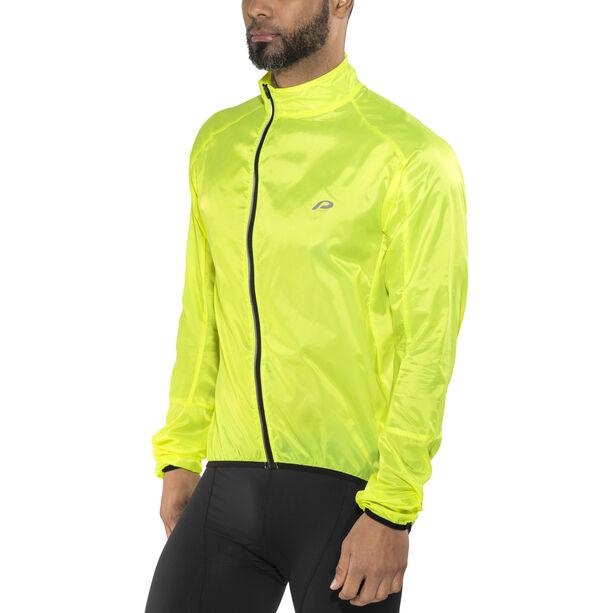 Protective Passat II Wind Jacket Herren lumission yellow