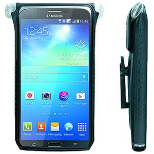 """Topeak SmartPhone DryBag 6"""" schwarz schwarz"""