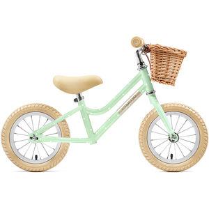 "Creme Mia Push-Bike 12"" Kinder pistachio polka pistachio polka"