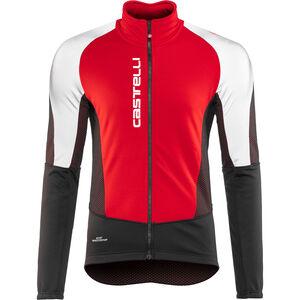 Castelli Mortirolo V Reflex Jacket Herren red red