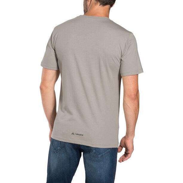VAUDE Cyclist IV T-Shirt Herren dove