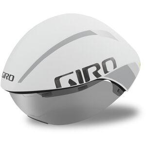 Giro Aerohead Ultimate MIPS Helmet matte white/silver matte white/silver