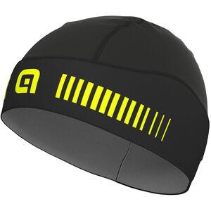 Alé Cycling Klima Kopfbedeckung black-fluo yellow black-fluo yellow
