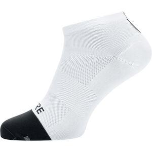 GORE WEAR M Light Short Socks Unisex white/black bei fahrrad.de Online