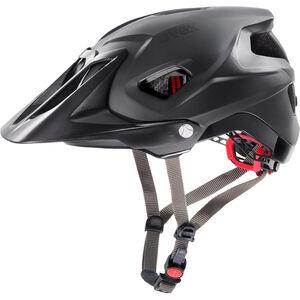 UVEX Quatro Integrale Helmet black mat black mat