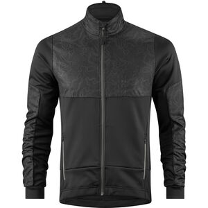 Cube AM Midlayer Jacke Herren black black