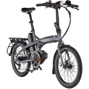 tern Vektron D7i matte gunmetal/silver bei fahrrad.de Online