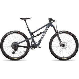 "Santa Cruz Hightower LT 1 C S-Kit 29"" gloss slate and grey bei fahrrad.de Online"