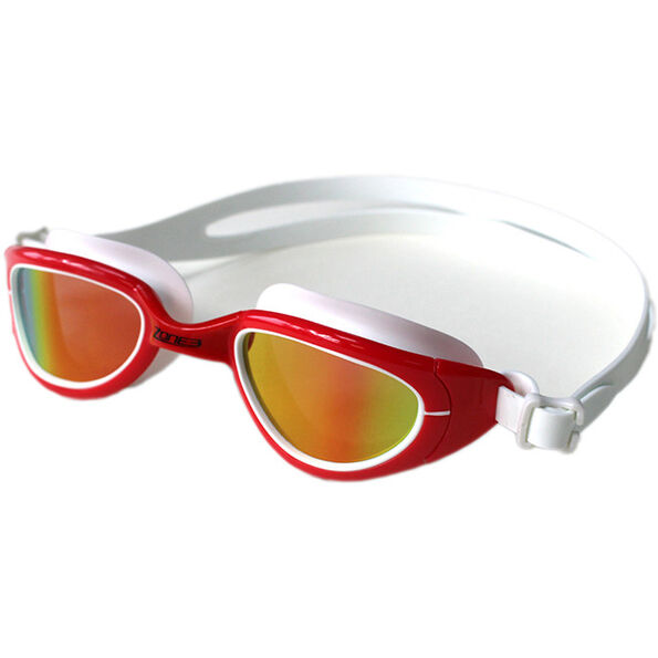 Zone3 Attack Brille polarized lens-red/white