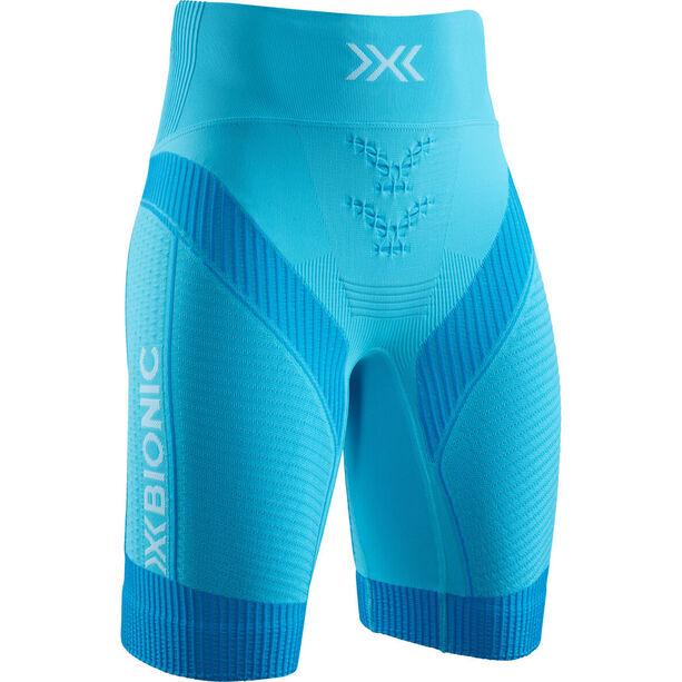 X-Bionic Effektor G2 Run Shorts Damen effektor tuquoise/arctic white