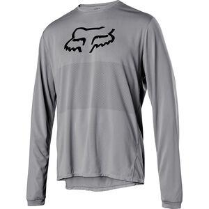 Fox Ranger Foxhead Langarm Trikot Herren steel grey steel grey