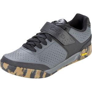 Giro Chamber II Shoes Men black/dark shadow/gum