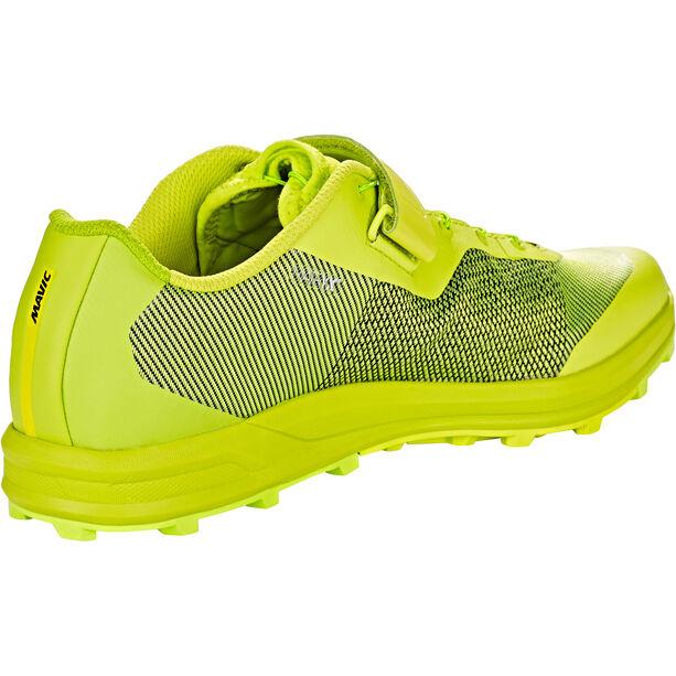 Mavic XA Matryx Shoes Herren lipu/lime green/lipu