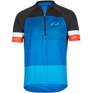 Protective Turin SS Half Zip Jersey Men performance blue bei fahrrad.de Online