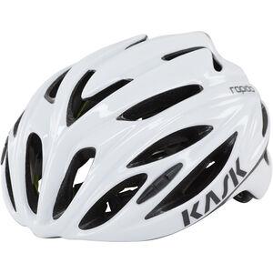 Kask Rapido Helm weiß weiß