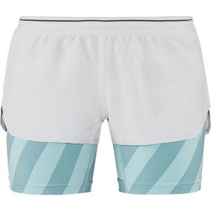 adidas TERREX Agravic 2In1 Shorts Women grey one bei fahrrad.de Online