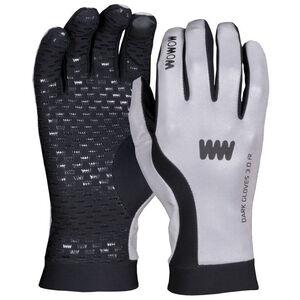 Wowow Dark 3.0 Handschuhe Unisex reflektierend grau/schwarz bei fahrrad.de Online