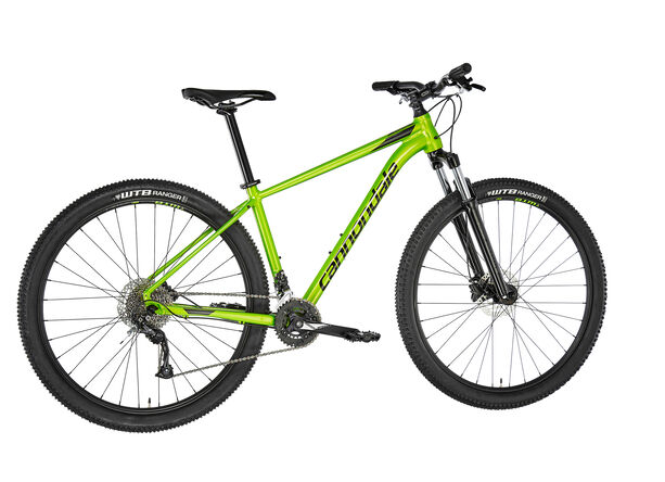 "Cannondale Trail 7 29"" acid green"