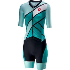 Castelli All Out Speed Suit Damen turquoise/green turquoise/green